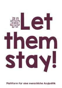 #LetThemStay als PDF